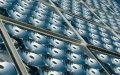 High-efficiency concentrating solar cells move to the rooftop