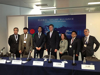 La Global Solar Alliance annuncia l'ingresso di due nuovi partner da India e Corea