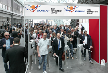SOLAREXPO-THE INNOVATION CLOUD 2015, dall'8 al 10 Aprile a Fiera Milano Congressi (MiCO)