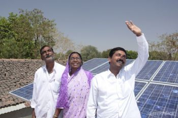 100% Renewable Energy by 2050 for India possible says study