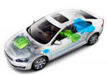Hybrid electric vehicles: logged driving route can reduce our dependence on fossil fuels