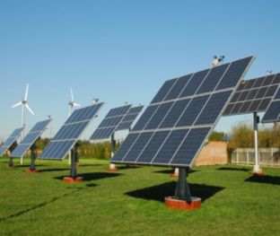 Solar and wind to become soon cheaper than fossil fuels according to Fraunhofer report